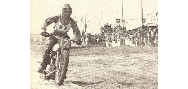 Motocross des Nations 1961. Partie 2